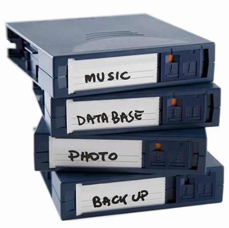 Tape Data Recovery Uganda